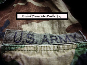 Military, Army, Sacrifice Inspirational Quote, American Flag, Protect ...