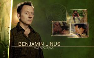 Benjamin Linus Ben Linus