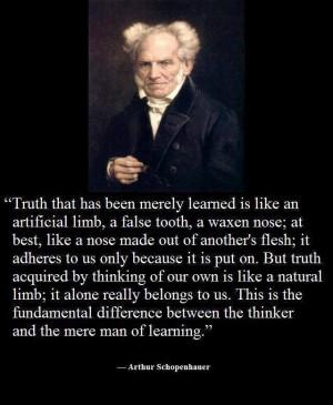 Arthur Schopenhauer