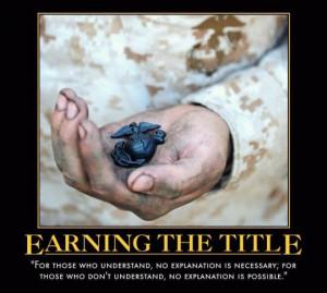 USMC Motivational Posters