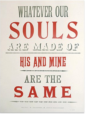 emily bronte quotes and saying cute love phrases