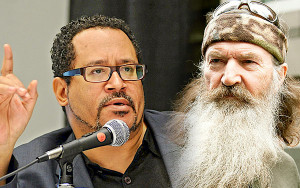 "MSNBC's Michael Eric Dyson: Duck Dynasty ""Part Of A White ..."