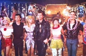 Adrian Zmed Grease 2