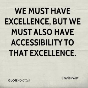 Charles Vest Technology Quotes