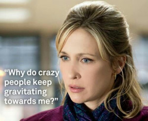 Norma Bates. Obsessed with this show.