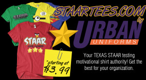 urban uniforms your staar testing authority view our staar shirts now