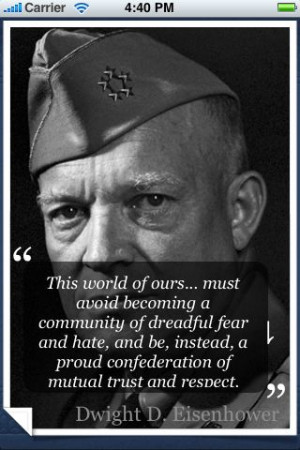 eisenhower s most famous musings best dwight d eisenhower quotes ...