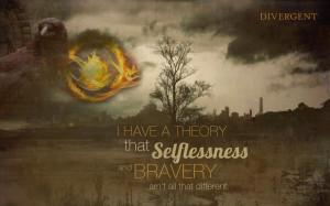Divergent Series Divergent Quotes