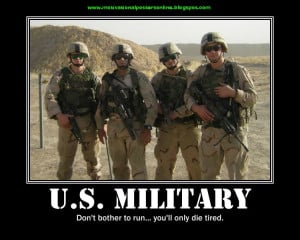 ... -gaurd-military-dont-bother-run-die-tired-motivational-posters.jpg