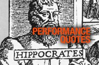 Performance Quotes: Feed your performance