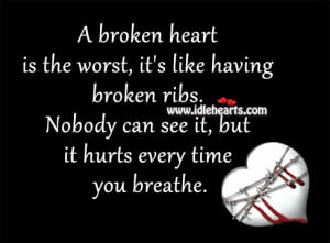 25+ Broken Heart Quotes To Console Your Heart