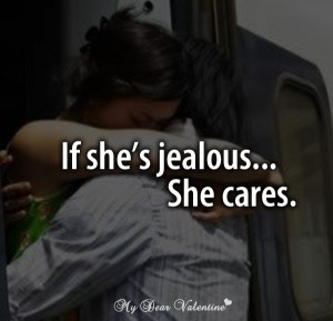 Jealous Love Quotes Mydearvalentine Picture Quotes If