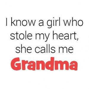 Love my Granddaughter!