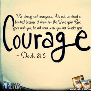 quotes about strength and courage from the bible and courage bible ...