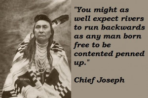 Famous Native American Chief Quotes