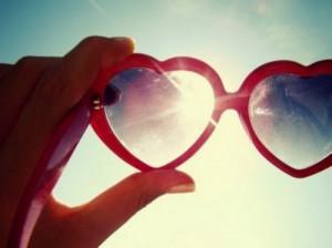 Heart Sunglasses « Read Less