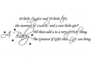 10 Little Fingers And 10 Little Toes, The Sweetest Of Smiles, And A ...