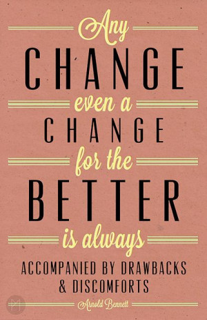 change-for-the-better-albert-bennett-daily-quotes-sayings-pictures ...
