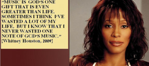 whitney houston quotes whitney houston top quotes whitney houston ...