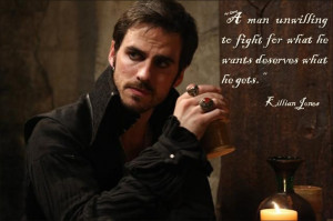 Quote by Captain Hook / Colin O'Donoghue