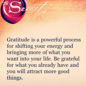 Below are 5 Great Gratitude Quotes for today!