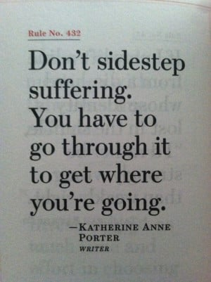 Quotes About Suffering