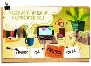 ecard: Thanks For Everything