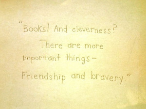 harry potter quotes on friendship
