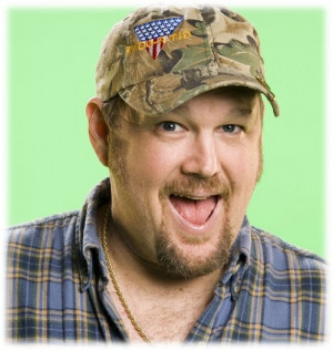 funny larry the cable guy quotes