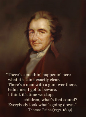 Thomas Paine (1737-1809)[ who | huh ]