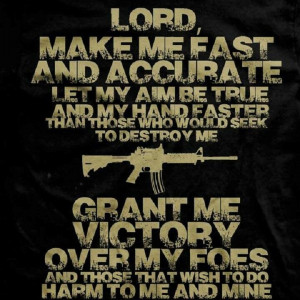 Warriors prayer... i want this on a tshirt