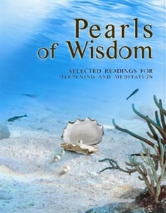 pearls of wisdom hb daily readings pearls of wisdom is a compilation ...