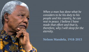 12 Nelson Mandela Quotes to Remember Him By