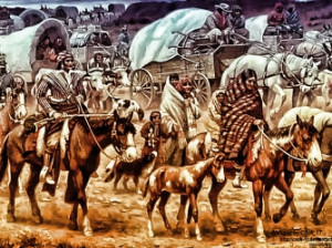 Trail of Tears Indians