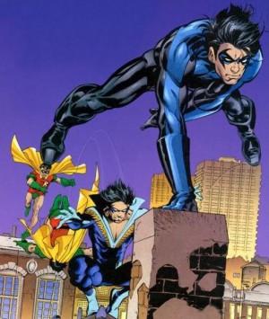 Robin/Dick Grayson/Nightwing Nightwing