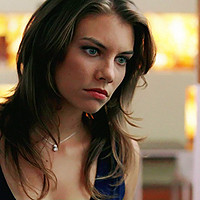 Lauren Cohan talking every moment on the go to deliver you ...