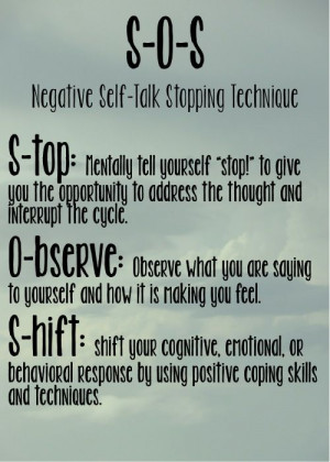 Stop negative self talk, @Bryce Esch Esch & @Connie Hamon Brzowski ...