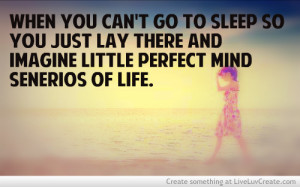 cant sleep, cute, girls, love, pretty, quote, quotes