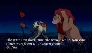 Rafiki Quote by Quoteings
