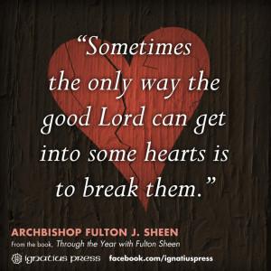 Quotes: Bishop Fulton Sheen