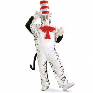 Where to find CAT IN THE HAT MASCOT ADULT in Kingsport