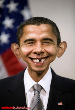 Funny Barack Obama Pictures Gallery