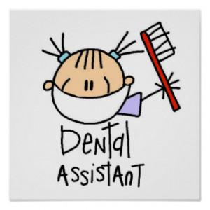 Dental Assistant Poster