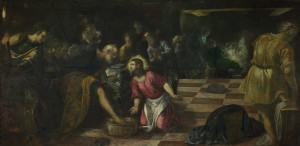 Jesus Christ And Apostles