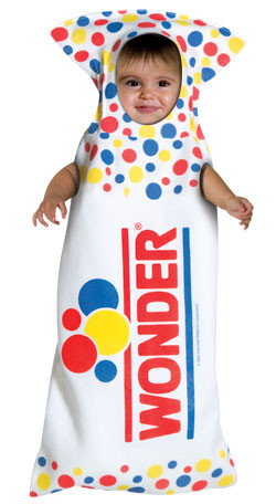 Wonder Bread Baby Costume