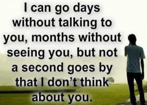 Love quotes, Quotations, Always thinking About you