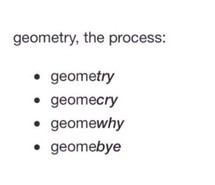 exercises, funny, geometry, maths, problems, process, quotes, school ...