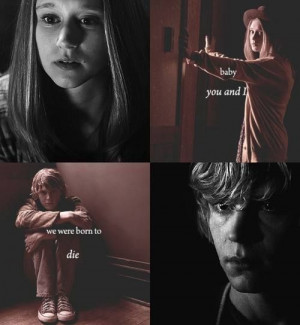 ... Quotes, Ah Tate And Violets, Violets Kyl, Ah Quotes Tate, Songs Quotes