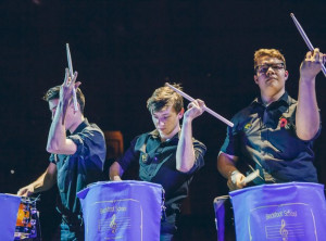Drumline Performances