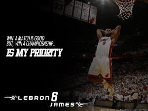 Lebron James Priority by rdentaz46